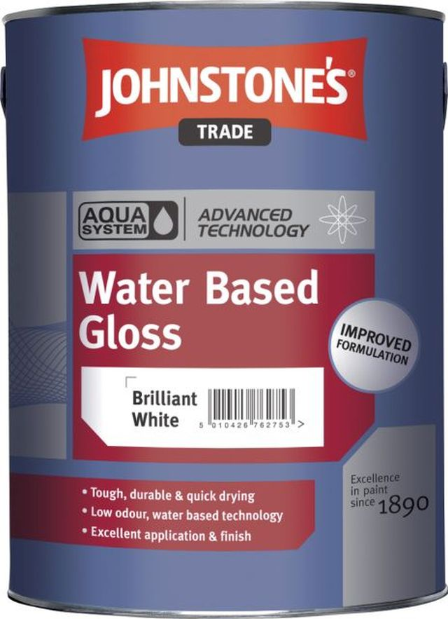 Aqua Water Based Gloss (Advanced Technology)