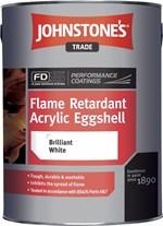 Flame Retardant Acrylic Eggshell (Performance Coatings)