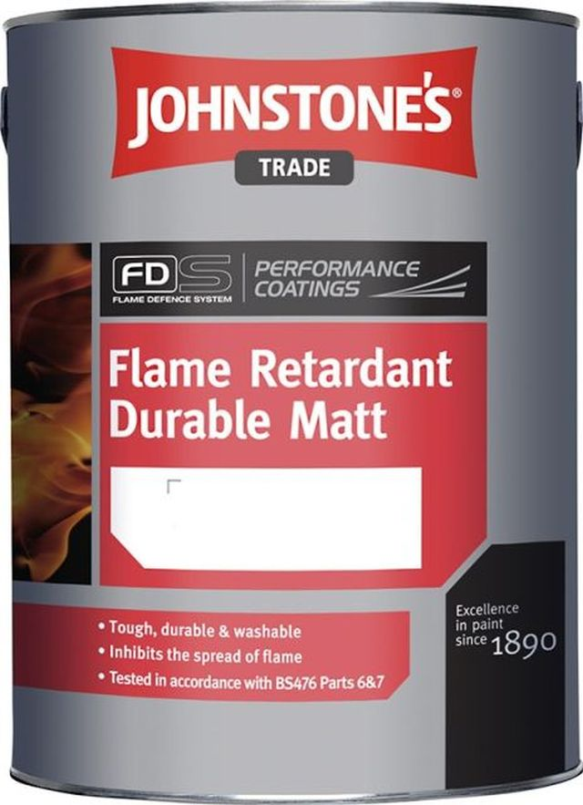 Flame Retardant Durable Matt (Performance Coatings)