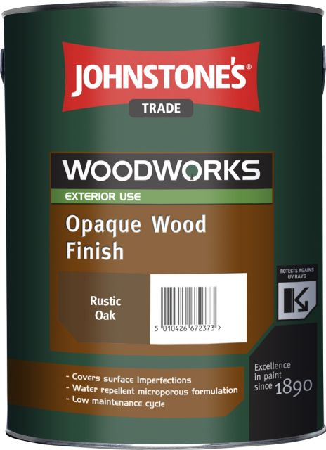 Opaque Wood Finish (Woodworks)