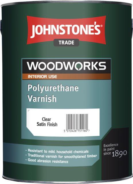 Polyurethane Varnish (Woodworks)