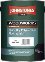 Quick Dry Polyurethane Floor Varnish (Woodworks)