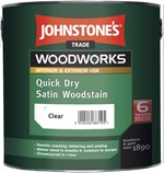 Quick Dry Satin Woodstain (Woodworks)