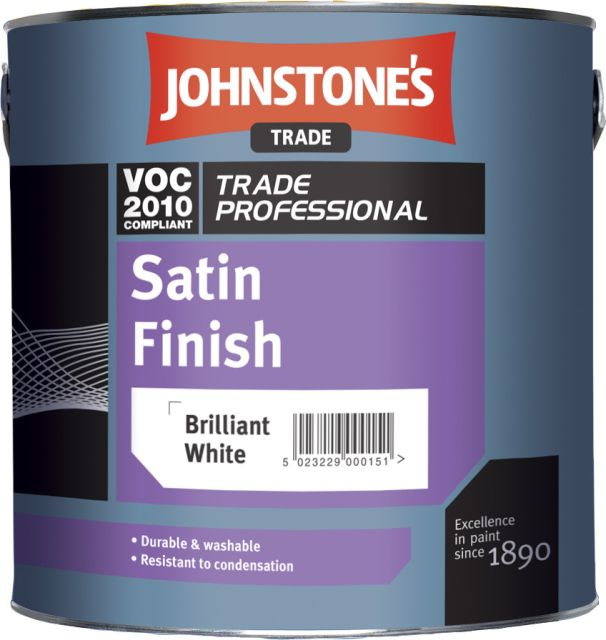 Satin Finish (Trade Professional)