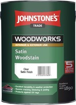 Satin Woodstain (Woodworks)