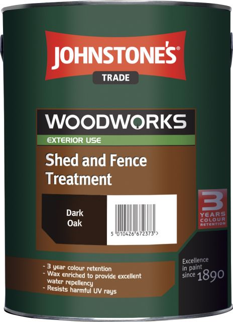 Shed and Fence Treatment (Woodworks)