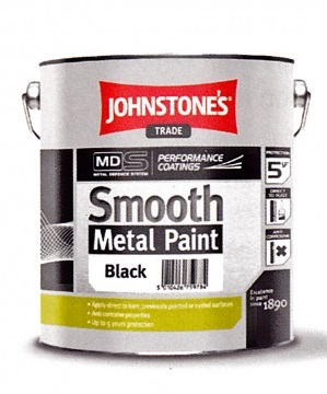Smooth Metal Paint (Performance Coatings)