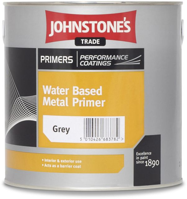 Water Based Metal Primer Performance Coatings Johnstone 39 S Trade Paints A Brand Of Ppg