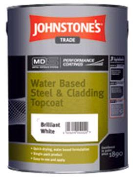 Waterbased Steel & Cladding Topcoat (Performance Coatings)