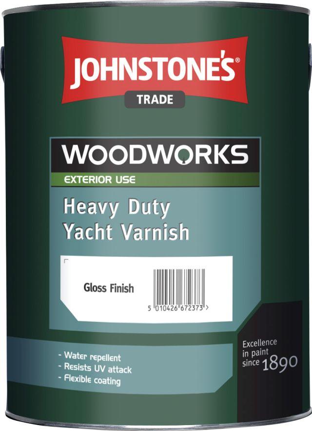 Heavy Duty Yacht Varnish (Woodworks)