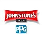Johnstone's Trade Paints - a brand of PPG Industries logo