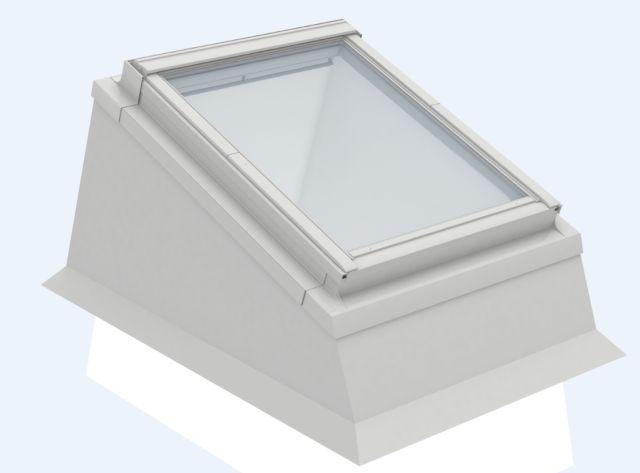 Ecx Insulated Flat Roof Kerb Velux Company Ltd