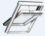 GGL INTEGRA® electric, centre-pivot roof window