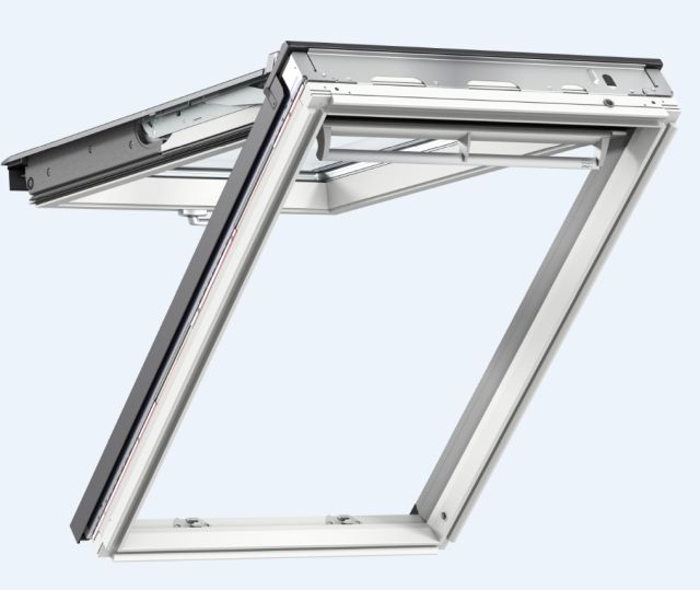 GPL top-hung roof window, manually operated