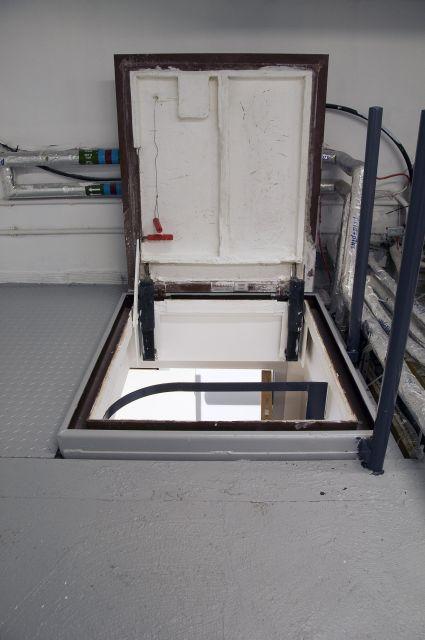 Fire Rated Floor Door Bilco Uk Ltd