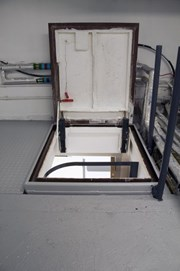 Fire Rated Floor Door