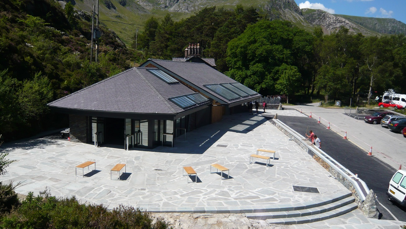 Welsh Slate set to attract more visitors to Snowdonia centre