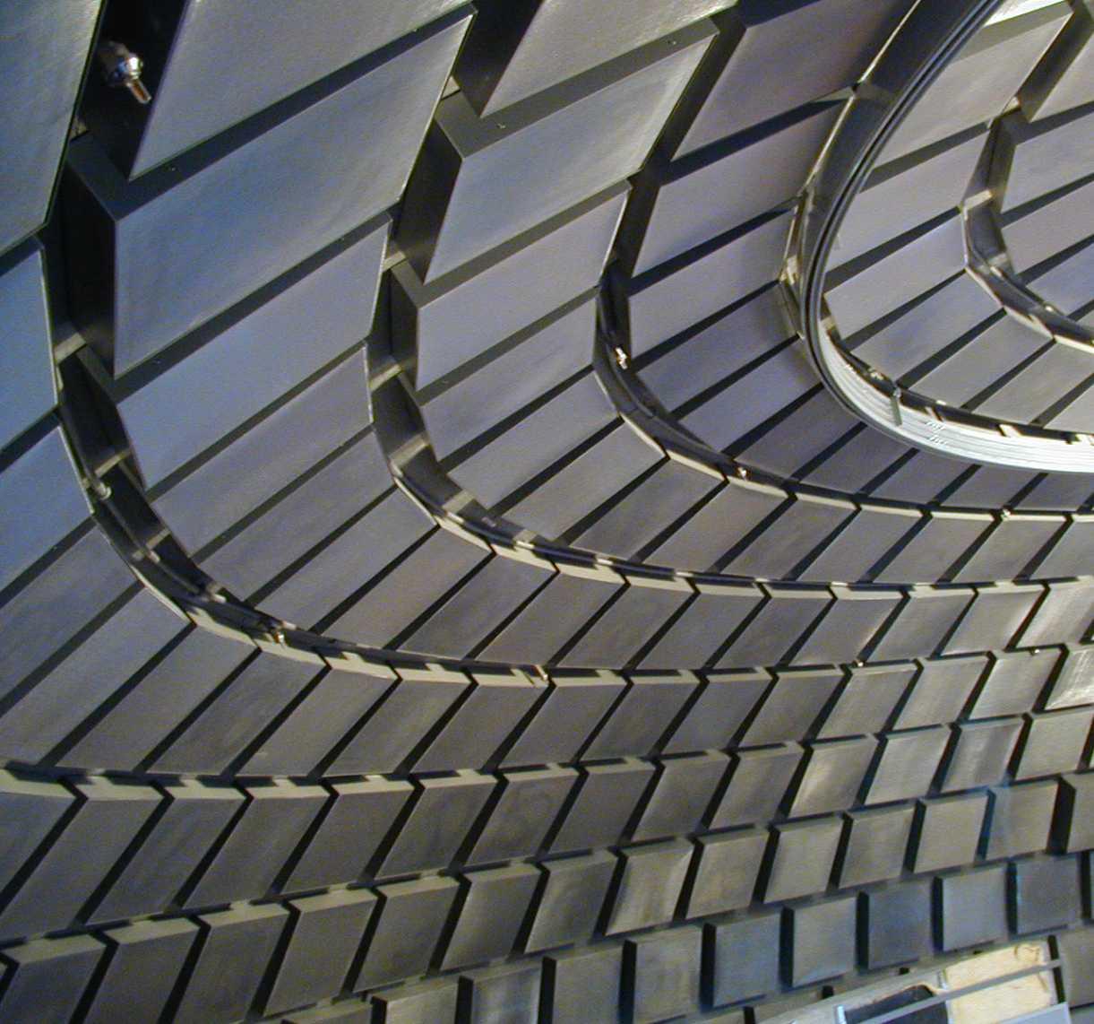 HAVER Architectural Woven Wire Mesh
