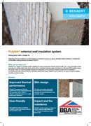 Polylath External Wall Insulation Render Carrier