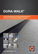 Dura-Walk Liquid Waterproofing System - Garland