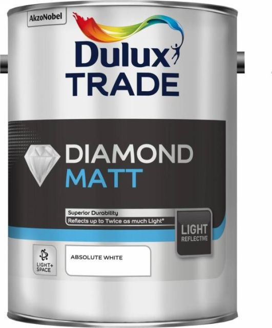 Diamond Matt Light & Space