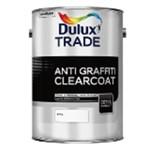 Dulux Trade Anti Graffiti Clearcoat