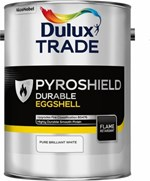 Dulux Trade Pyroshield Durable Eggshell