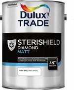 Dulux Trade Sterishield Diamond Matt
