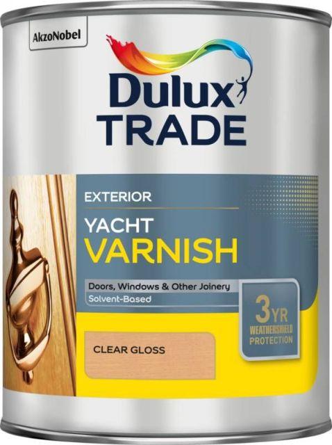 Weathershield Yacht Varnish