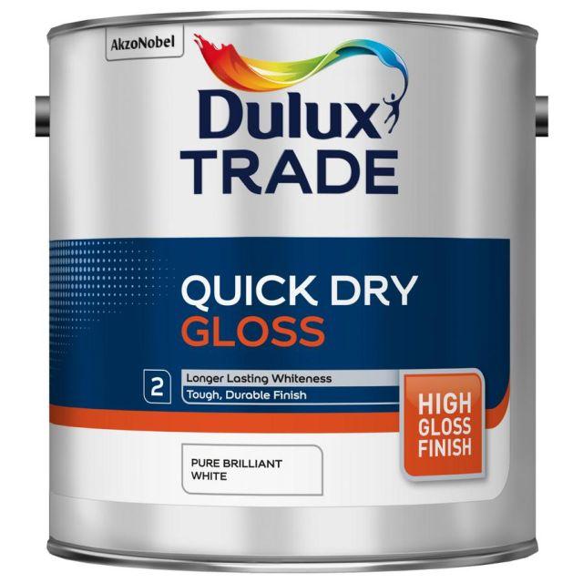 Quick Dry Gloss