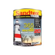 365 all weather sandtex trade product of crown paints ltd Exterior masonry stabilising solution