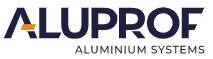 Aluprof UK logo.