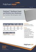 Polyfoam Roofboard Super