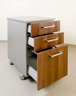 Hygenius® Mobile Pedestal Unit