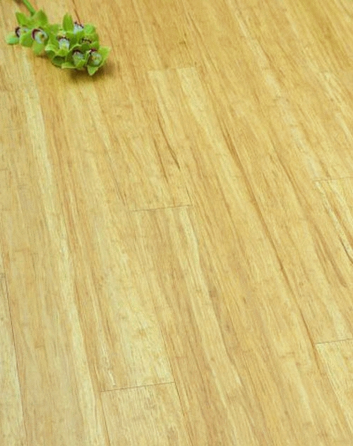 14 mm Bamboo Flooring Strand Woven - Natural Uniclic