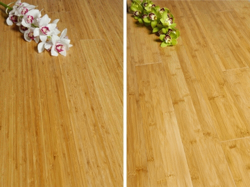 15 mm Bamboo Flooring - Solid Carbonized