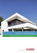 Flavent flat roof ventilation brochure