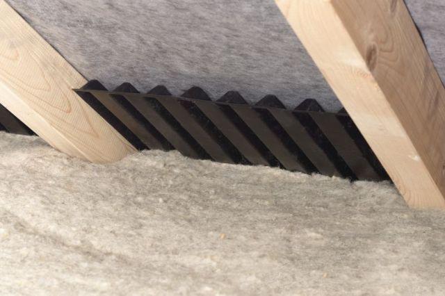 Ask The Trades Loft Condensation