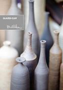 Carpet Collection - Glazed Clay Carpet Tiles