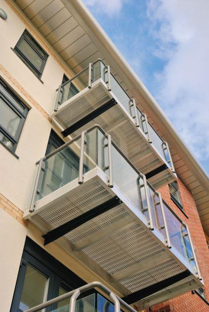 Modular Balcony