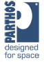 Parthos UK Ltd logo.