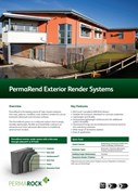 PermaRend High Performance Exterior Render Systems (high impact