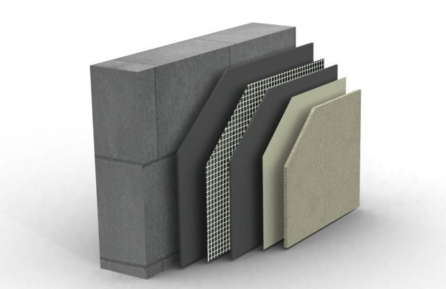 PermaRend Exterior Render Systems (Non-Insulated)