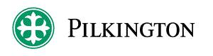 Pilkington United Kingdom Ltd logo.