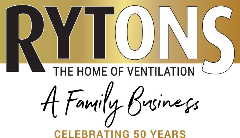 Rytons Building Products Ltd logo.