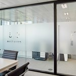 Revolution 100 Double Glazed Partition