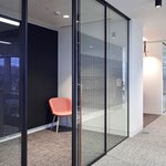 Kinetic Aero Sliding Door