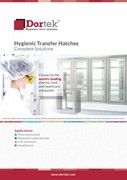9.9. Dortek Hygienic Transfer Hatch Brochure