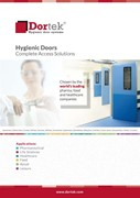 7. Dortek Hygienic GRP Doors Brochure
