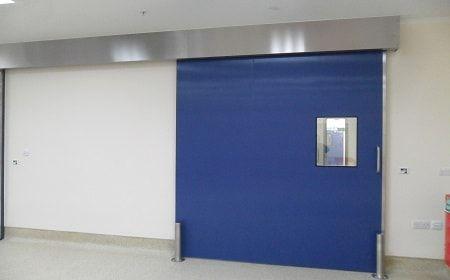 Dortek Hygienic Sliding Fire Doors